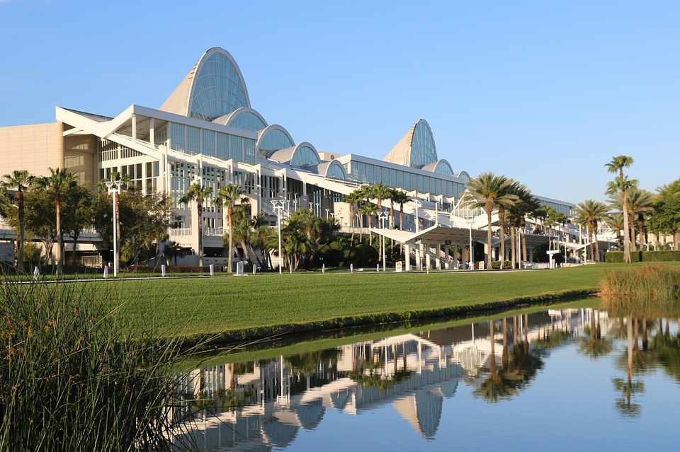 CAMX will be at the Orange County Convention Center