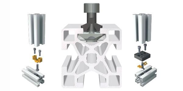 Aluminum Extrusion Frames