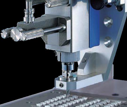 Musashi mechanical fluid dispensing system